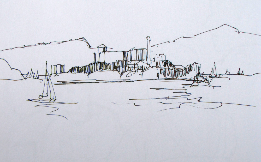sketchbook alcatraz