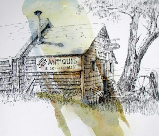 Wild West Antiques