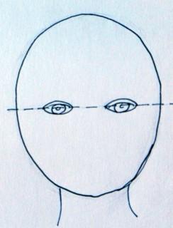 82 eyes lady
