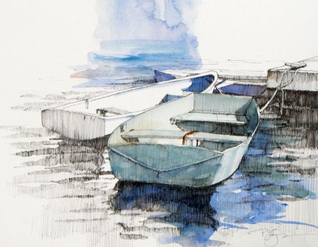 Shore Boats